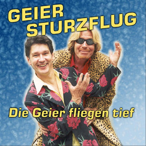 Die Geier fliegen tief! album