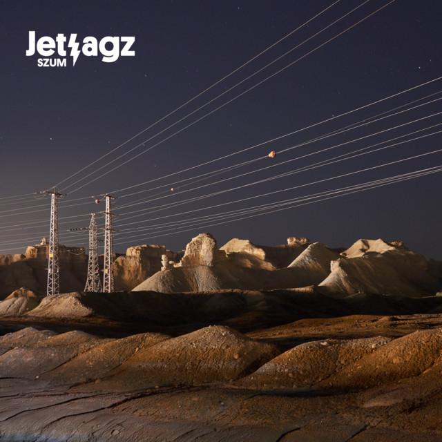 Album cover for Szum by Jetlagz
