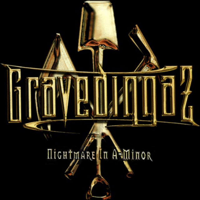 Album cover for Nightmare in A-Minor by Gravediggaz
