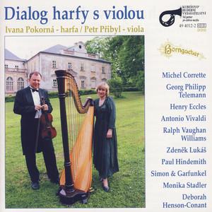 Dialog harfy s violou album