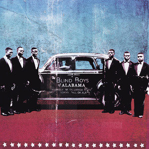 Album cover for Vee Jay by Original Five Blind Boys