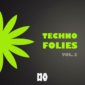 TECHNO FOLIES VOL. 2 Albumcover