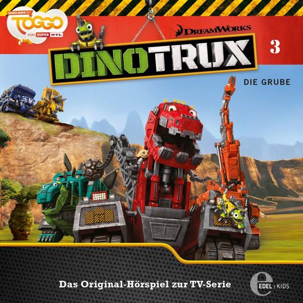 Folge 3: Die Grube (Das Original-Hörspiel zur TV-Serie) Cover