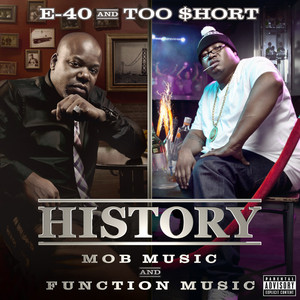 History: Function & Mob Music (Deluxe Edition) Albumcover
