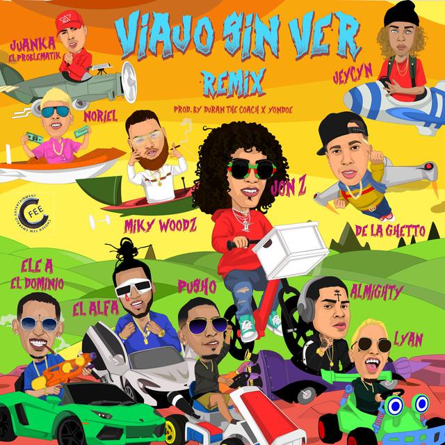 Viajo Sin Ver (Remix)