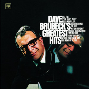 Dave Brubeck's Greatest Hits album