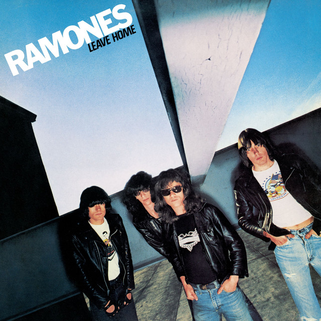 Album cover for Leave Home (40th Anniversary Deluxe Edition) by Ramones
