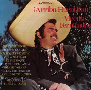 Arriba Huentitan Albumcover