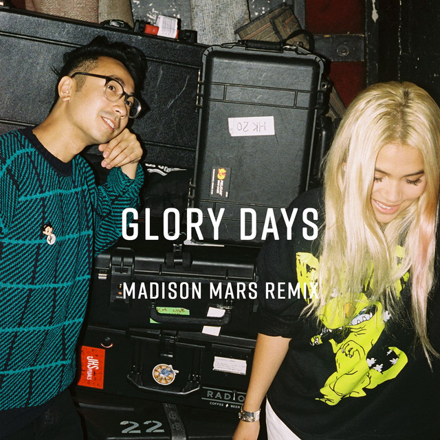 Glory Days (feat. Hayley Kiyoko) [Madison Mars Remix]
