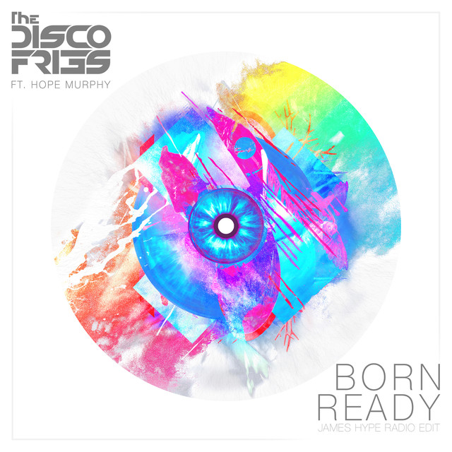 Born Ready (James Hype Radio Edit)