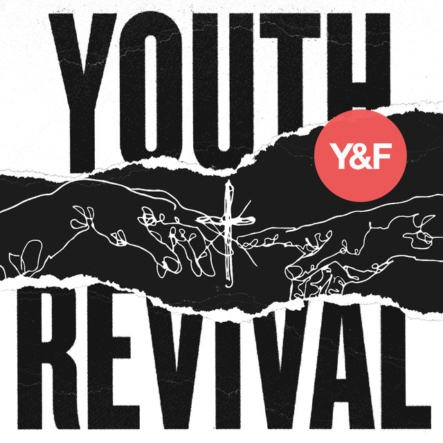 Album cover for Youth Revival (Live) by Hillsong Young & Free