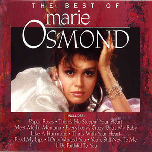 The Best of Marie Osmond album