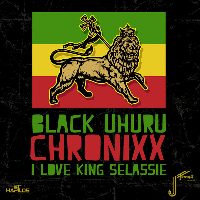 Black Uhuru,Chronixx