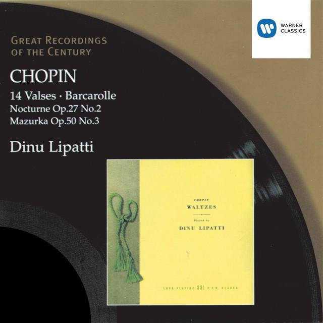 Chopin: 14 Waltzes/Barcarolle/Nocturne In D Flat/Mazurka