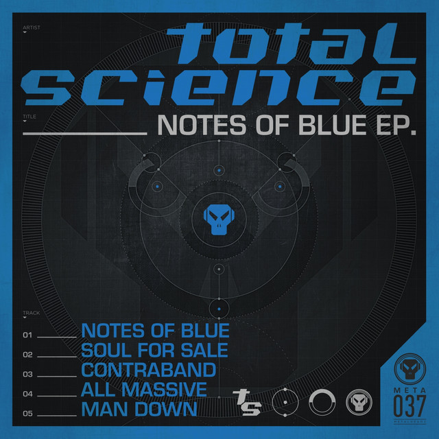 Notes of Blue EP