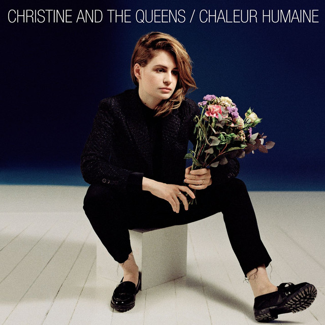 Album cover for Chaleur Humaine by Christine and the Queens