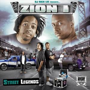 Street Legends Albumcover