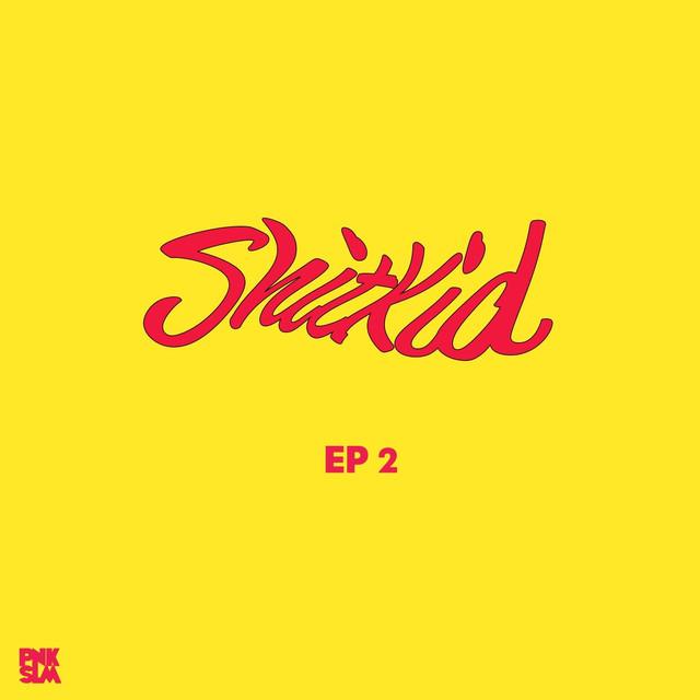 Skivomslag för ShitKid: EP 2