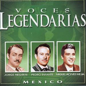 Voces Legendarias, Vol. 2 (Mexico) album