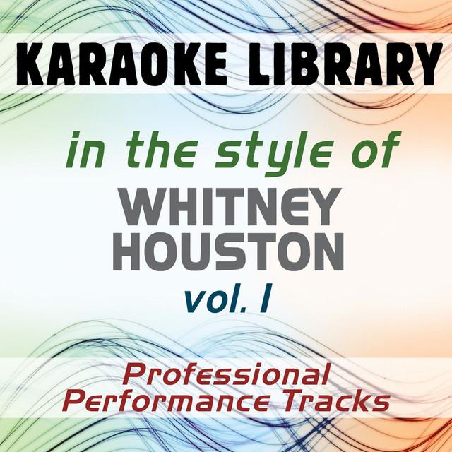 I have nothing karaoke backing track by whitney houston | download.
