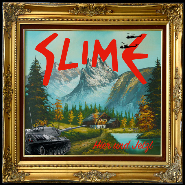 Album cover for Hier und Jetzt by Slime