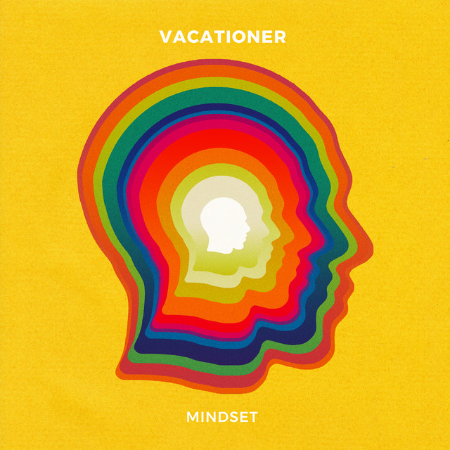 Album cover for Mindset by Vacationer