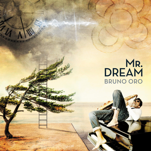 Album cover for Mr. Dream by Bruno Oro