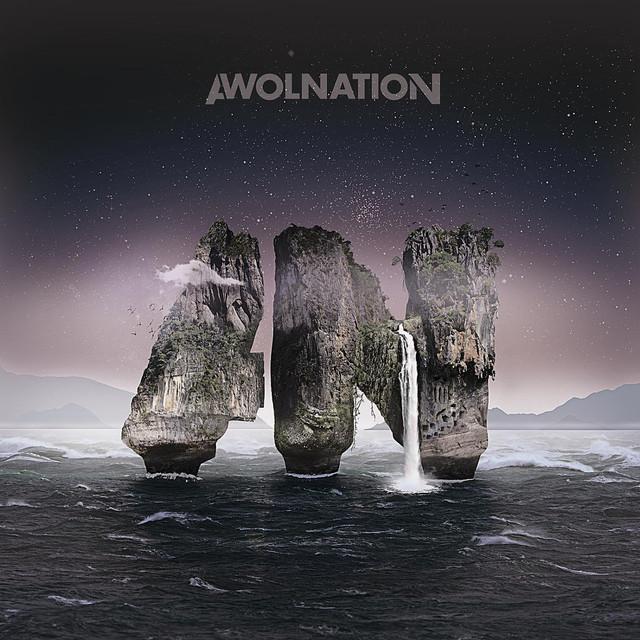 AWOLNATION album cover