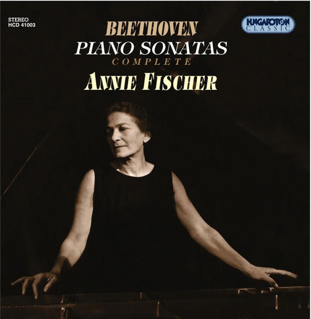 Ludwig van Beethoven: The Complete Piano Sonatas Albumcover