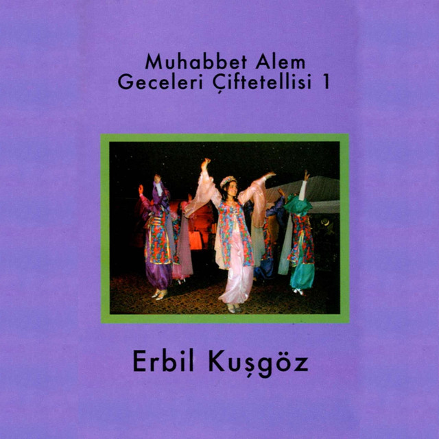 Muhabbet Alem Geceleri Çiftetellisi, Vol. 1