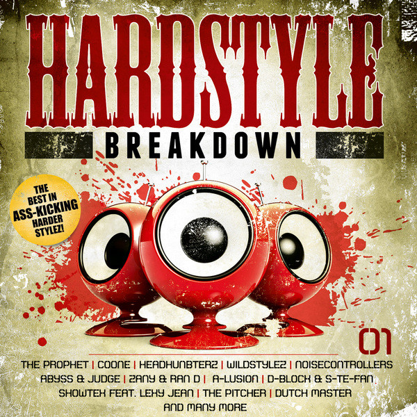 Hardstyle Breakdown Vol. 1