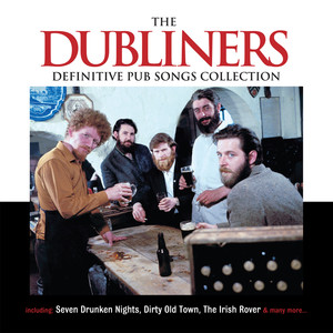 The Dubliners, Luke Kelly Whiskey in the Jar cover