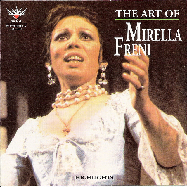 The Art of Mirella Freni