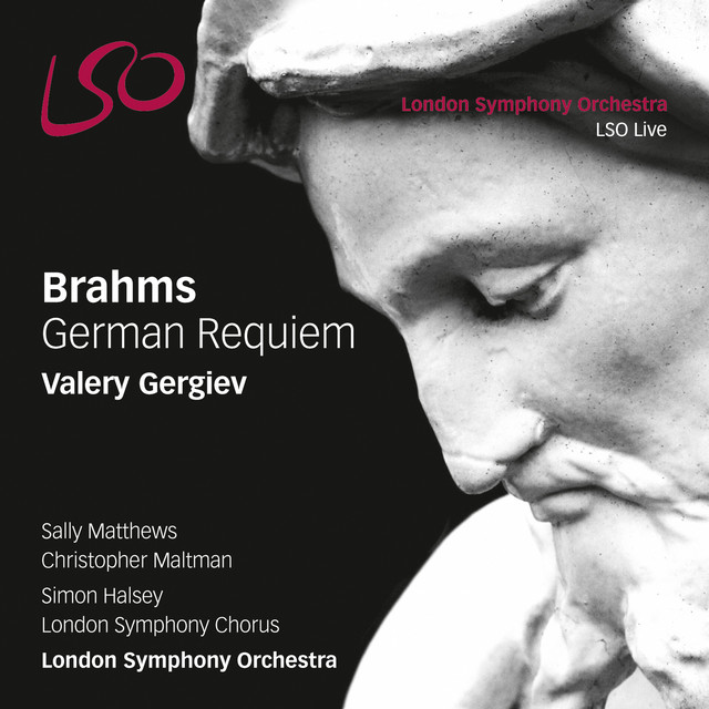 Brahms: German Requiem, Op. 45