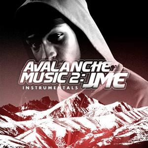 Avalanche Music 2: JME Albumcover