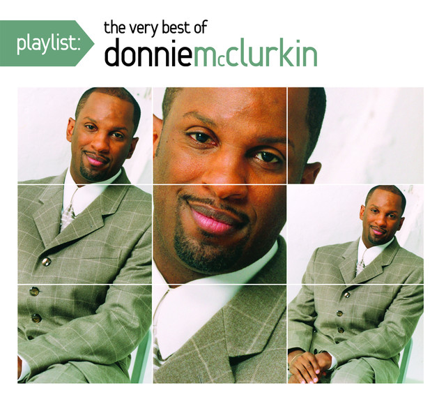 Donnie McClurkin Playlist: The Very Best Of Donnie McClurkin album cover