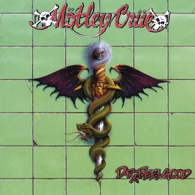 Mötley Crüe album cover
