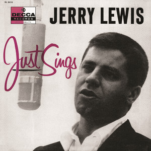 Jerry Lewis Back In Your Own Back Yard cover