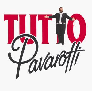Luciano Pavarotti Celeste Aida cover