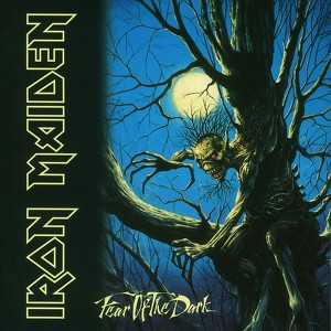 Fear Of The Dark Albumcover