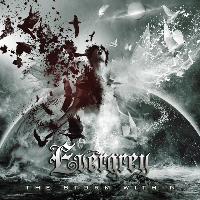 Album cover for The Storm Within by Evergrey