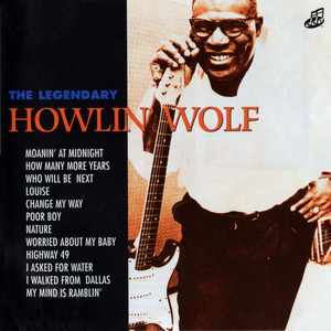 The Legendary Howlin' Wolf album