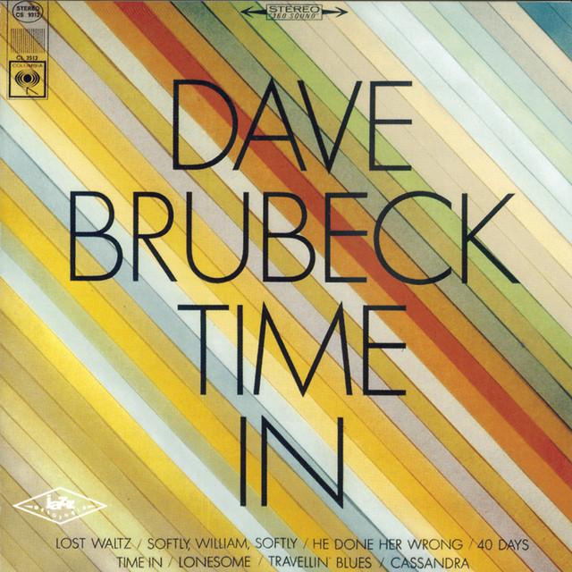 Dave Brubeck Time In album cover