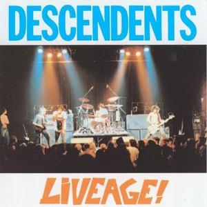 Liveage! Albumcover