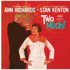 Ann Richards, Stan Kenton All or Nothing at All cover