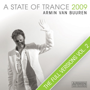 A State Of Trance 2009 (The Full Versions - Vol. 2) Albumcover