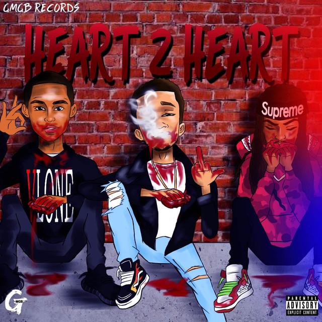 Album cover for Heart 2 Heart by Gmgb