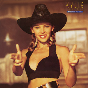 Kylie Minogue Never Too Late - Instrumental cover
