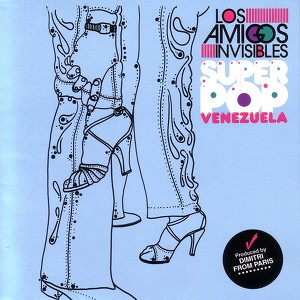 Superpop Venezuela Albumcover