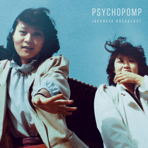Album cover for Psychopomp by Japanese Breakfast